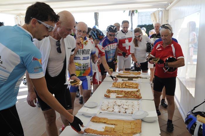 vuelta cicloturista a MenorcaSAlgar