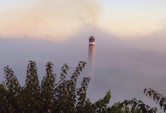 niebla en mao