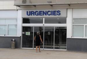 Los cinco pacientes fueron atendidos en el servicio de Urgencias.