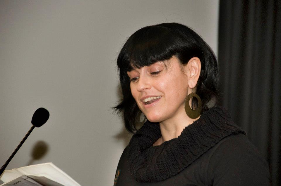 La cantante menorquina Rita Barber