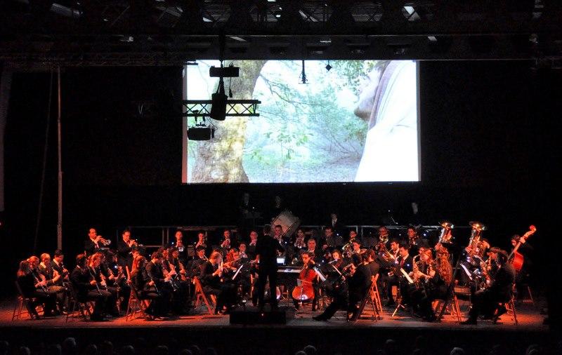 Banda Música Ciutadella. Setmana Santa 2013