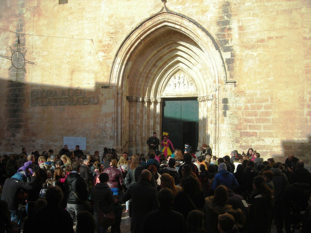 Campanadas infantiles Ciutadella.3