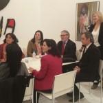 Empresarios del sector en una de las reuniones