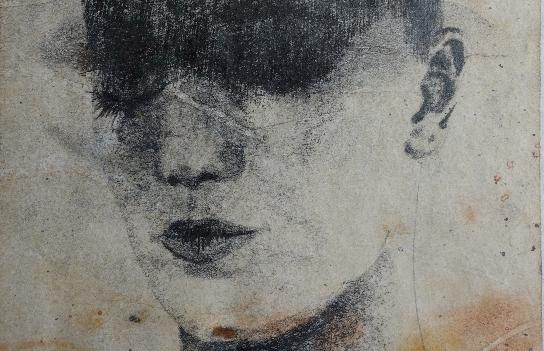 Dibujo Francesc Florit Nin.