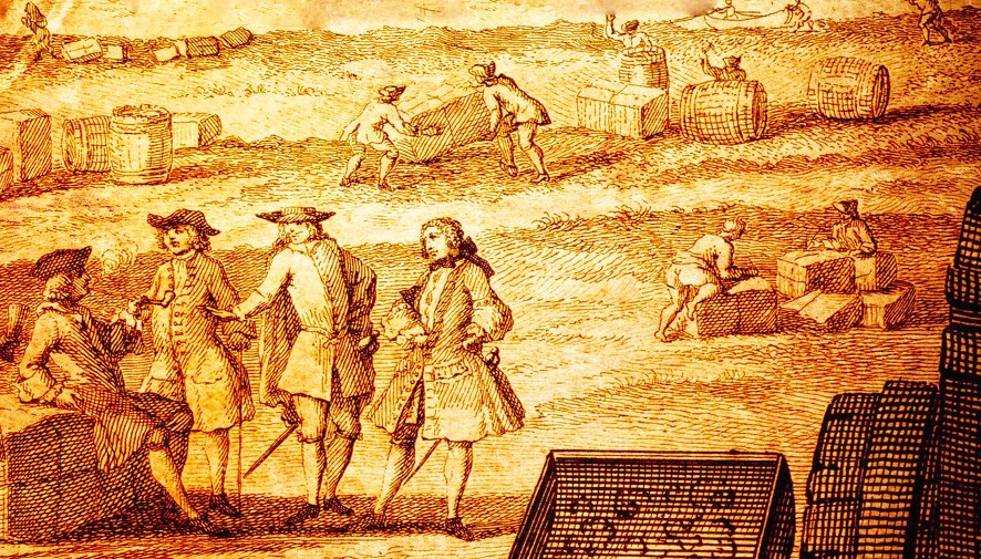 Imagen portada libro 'Los corsarios de Menorca al servicio de la Gran Bretaña' de Marc Pallicer.