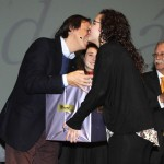 Masfurroll entrega a Andrea Rotger su premio como ganadora del concurso escolar