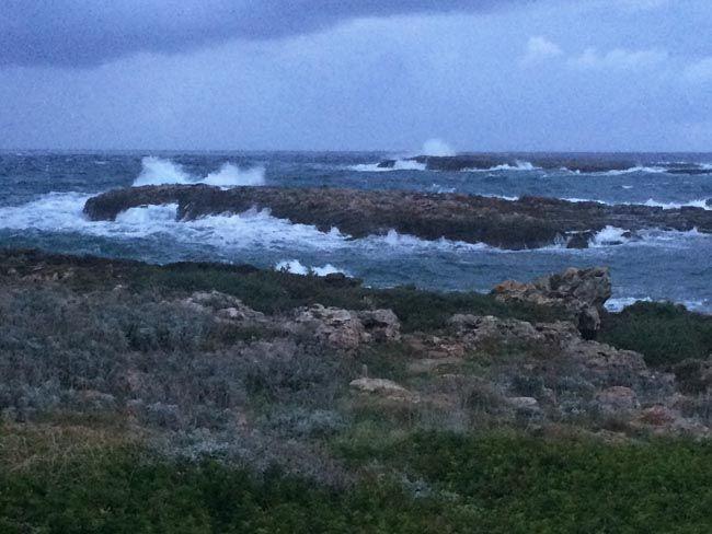 Finaliza la alerta naranja en Menorca
