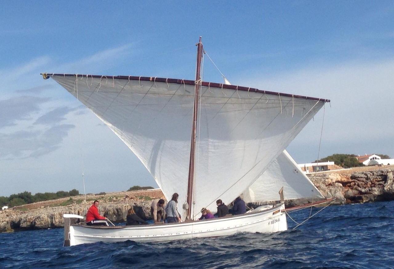 Foto Amics de la Mar de Menorca.