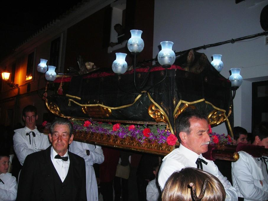 20Processó Sant Enterrament Ciutadella. Confraria del Sant Sepulcre