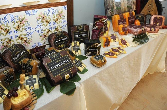 75 aniversario quesos mercadal en el hotel hamilton