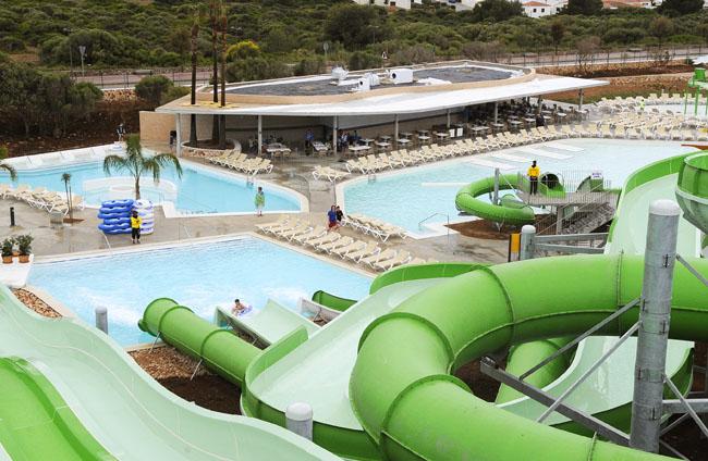 Splash parque acuatico de biniancolla menorca al d a - Parque acuatico menorca ...