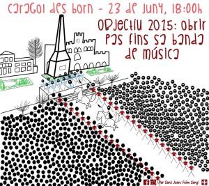 Foto: Grupo de Facebook 'Per Sant Joan: Feim Seny!'