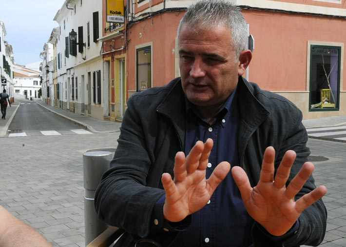 Juame Font, presidente de Proposta per les Illes