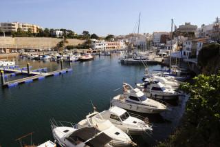 nuevos amarres antiguo puerto ciutadella