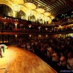 Marco Mezquida en el Palau de la Música Catalana de Barcelona, el martes 4 de agosto por la noche. Foto: Antonio Narváez Dupuy.