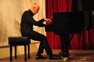 Jean-François Dichamp. 43 Festival de Música d'Estiu Ciutadella. 17 agost 2015. Foto Rafa Raga