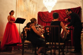 OCIM. Amor brujo. 43 Festival de Música d'Estiu Ciutadella. 11 agost 2015. Foto Rafa Raga..