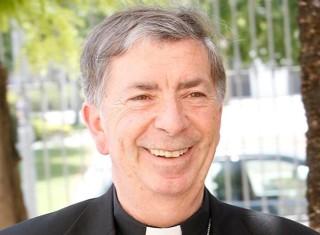 Salvador Giménez, obispo.