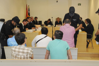 juicio por trafico de droga