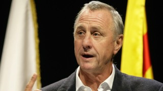 Cruyff, en una imagen de archivo.