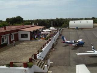 Imagen de las instalaciones de la carretera de Sant Lluís
