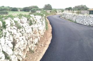 Camino de Santa Cristina. Foto: Ajuntament de Alaior.