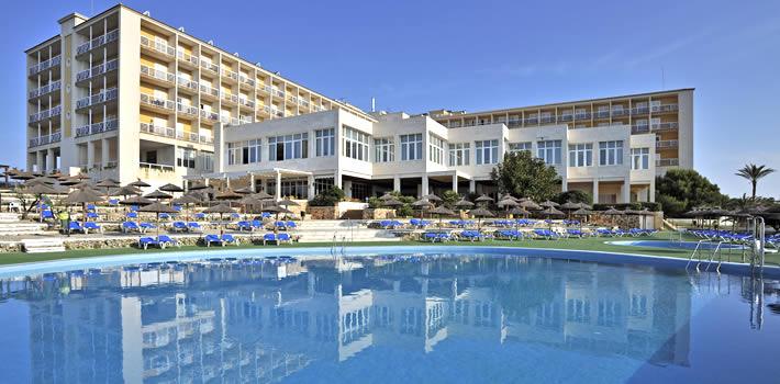 Hotel en Menorca.