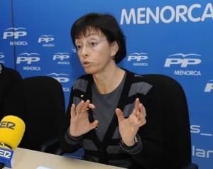 Juana Francis Pons Vila será la candidata al Senado.