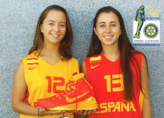 Camisetas de Marc Gasol y Sergio Llull y zapatillas de Pau Gasol que se sortearán (Foto: CD Alcázar)