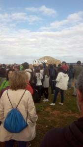 'Menorca diu No', también se suma a la marcha.