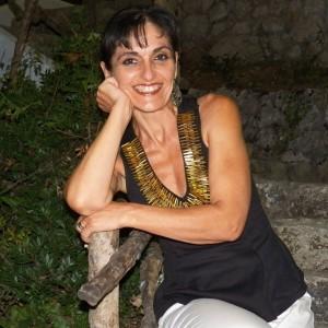Joana Bagur Florit ganó en abril el XI concurso de poesía Sant Jordi 2015 de Navarcles (Barcelona). Foto: J.B.F.