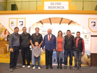 Menorca y sus caballos también 'conquistan' Sevilla
