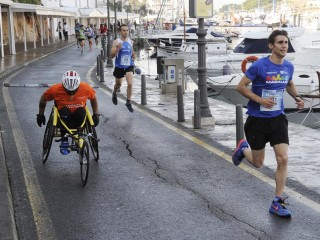 Pasión por el atletismo en Ciutadella