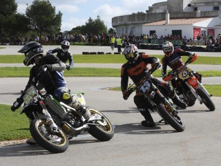 Motos y diversión en Ciutadella