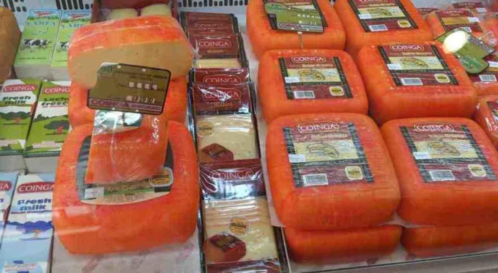 El queso curado y el semicurado de Coinga han recibido dos prestigiosas distinciones internacionales.