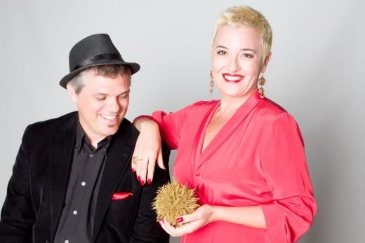 Pere Arguimbau y Maria Camps retoman su dúo Íntim con 'Petit Nadal'.
