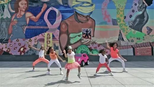 Imagen del vídeo 'Silento-Watch me'.