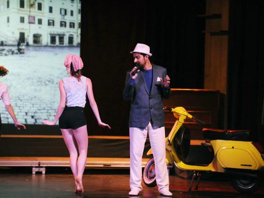 El Cor Illa de Menorca seduce al Orfeó con su Itàlia romàntica'