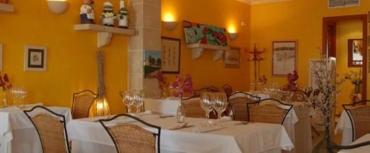 Imagen del interior del restaurante.