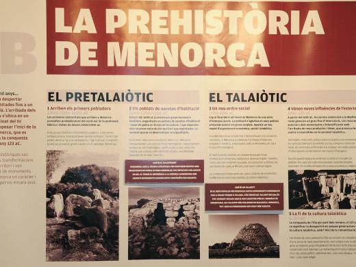 'L'illa dels talaiots' reabre el Museu de Menorca