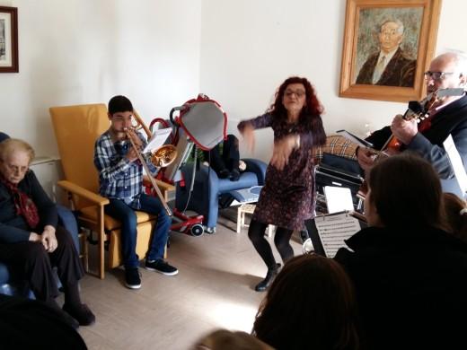 El sábado de Carnaval es día de Estudiantinas (en Ciutadella)