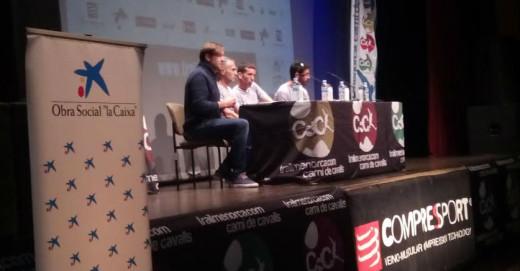 Momento de la presentación del evento (Foto: P. Sánchez)