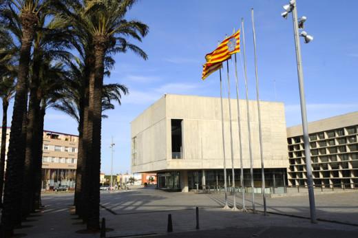 Sede del Consell Insular en Maó