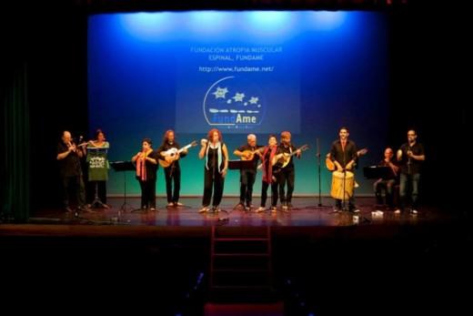 Es Bastió de s'Illa en una foto tomada de su página de Facebook de una actuación anterior.
