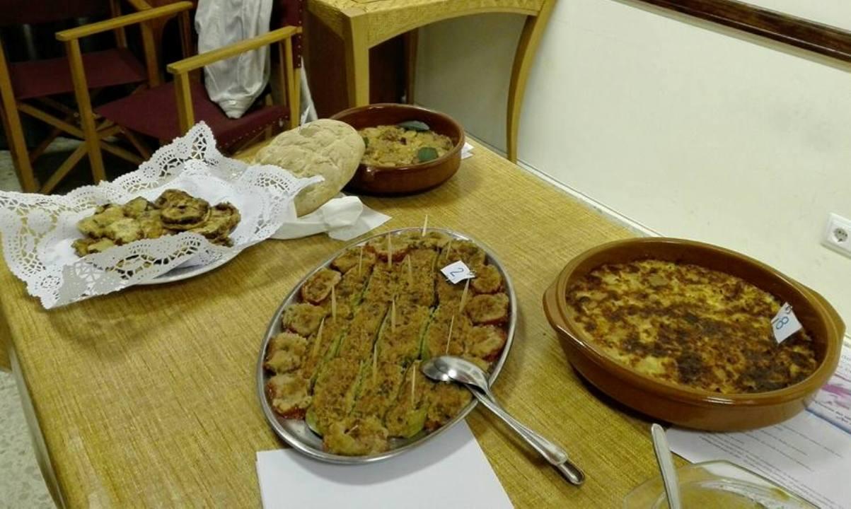 Otras elaboraciones del concurso de la Setmana Menorquina en Mallorca. Foto: Casa de Menorca en Mallorca.