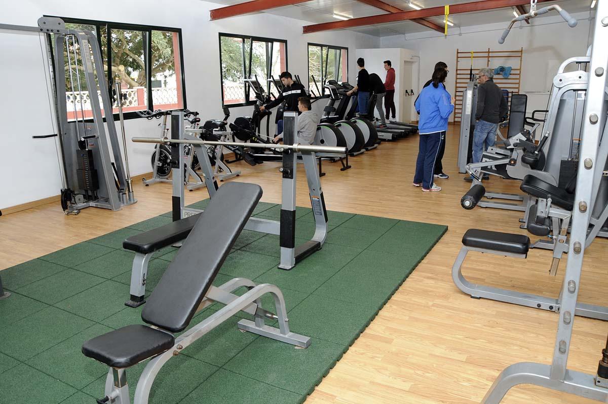 Alaior estrena gimnasio municipal menorca al d a for Gimnasio por horas
