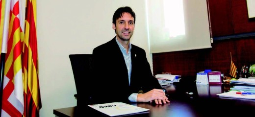 Jaume Mora Arribas, en una imagen promocional.