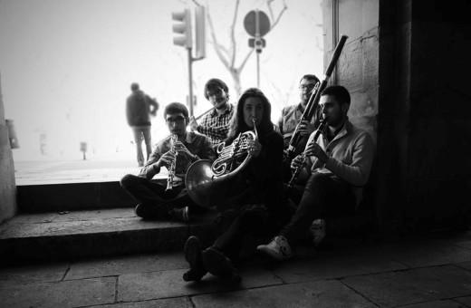 El quinteto DaCap actuará en Maó y Alaior. Foto: DaCap.
