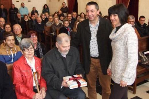 Miquel Ametller Caules ha sido una pieza clave en la recuperación de la glosa menorquina. Foto: Ajuntament de Ciutadella.