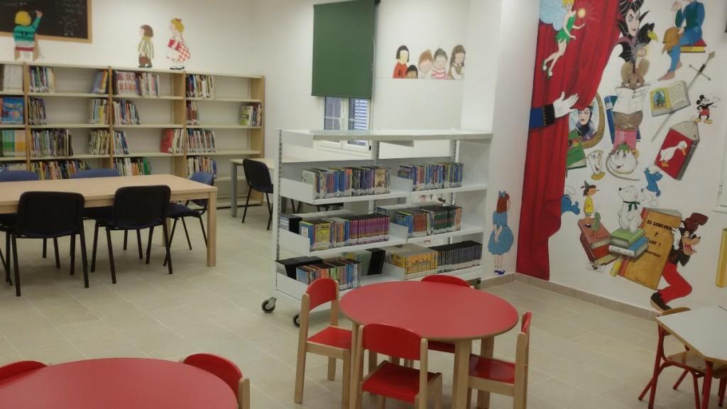 Imagen de la nueva Biblioteca Municipal Es Castell. Foto: Ajuntament de Es Castell.
